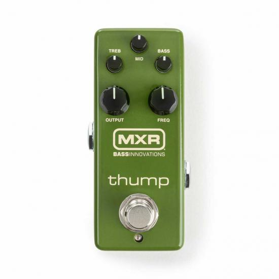 MXR M281 Thump Bass Preamp Pedalı