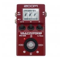Zoom MS-60B MultiStomp Bass Efekt Prosesörü