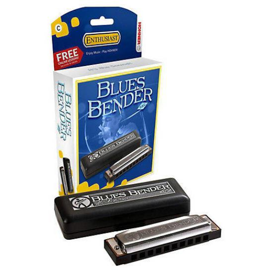Hohner M58601X Blues Bender Mızıka (Do Majör)