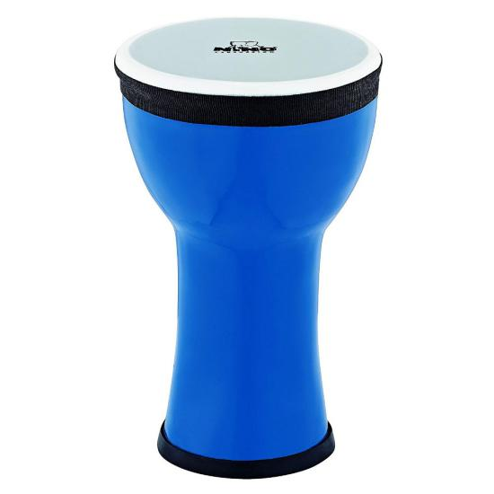 Nino Elements Mini 6 Inch Djembe (Blue Berry)