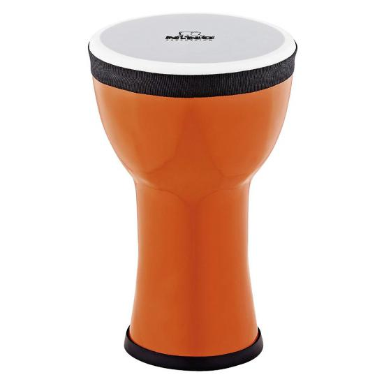 Nino Elements Mini 6 Inch Djembe (Tangerine)