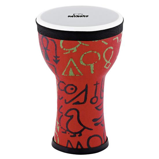 Nino Elements Mini 6Inch Djembe (Pharaoh's Script)
