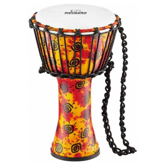 Nino Synthetic 8 Inch Djembe ((Sunshine)
