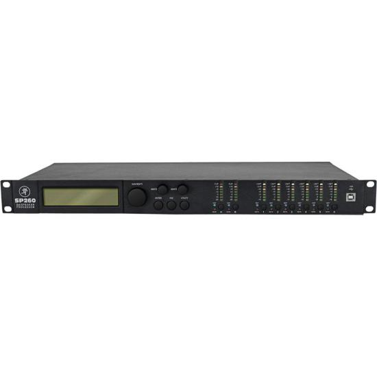 Mackie SP260 2x6 Rack Tipi Processor