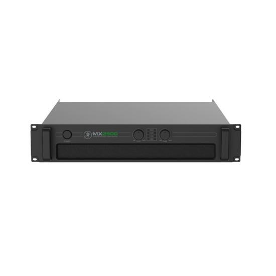 Mackie MX2500 2500W Power Amfi