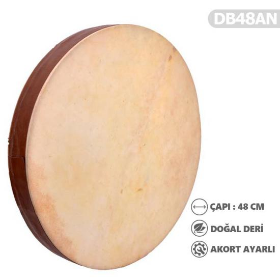 Ritim Bendir Ayarlı Naturel DB48AN