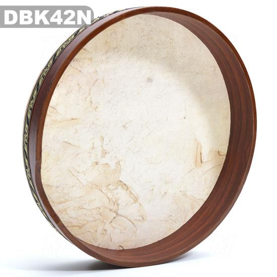 BENDİR 42X6CM NATUREL (DBK42N)